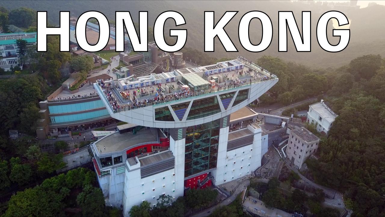 Drone Video Hong Kong In K DJI Mavic Pro YouTube - Incredible drone footage captures hong kong