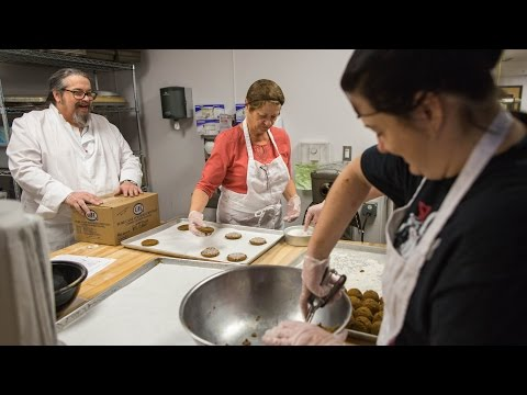 Hope Bakery teaches homeless women to bake