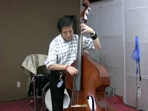Jazz Bass : High Technic Yoshio Ikeda 池田芳夫ベーステクニック