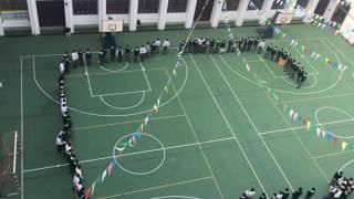 Publication Date: 2017-01-24 | Video Title: 天主教伍華中學24.1.2017 告別中六級同學 *同唱校歌