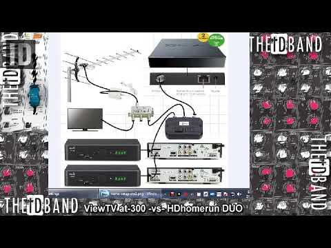 ViewTV -vs- HDhomerun duo