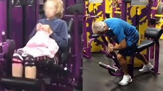 Planet Fitness Fail Compilation