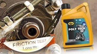 Kroon Oil Poly Tech 10W40 Jak skutecznie olej chroni silnik?