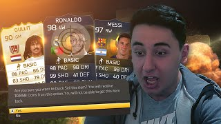 INSANE TOTS SEARCH & DISCARD - FIFA 15