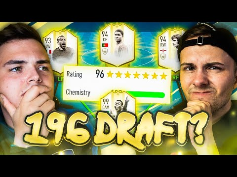 FIFA 19: 193 FUT DRAFT Challenge BATTLE vs NoHandGaming 🔥🔥