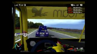 Super Trucks Racing - Gameplay PS2 (PS2 Games on PS3)