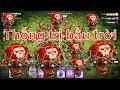 NMT | Clash of clans | Chay balloon lv8 sức mạnh thống trị bầu trời - Hall12