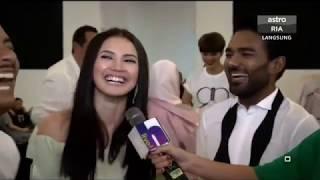 HLive: Fattah Amin datang KLFW menyokong Fazura