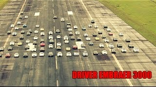 VÍDEO OFICIAL DRIVER CUP EMBRAER 3000 - Maio de 2014