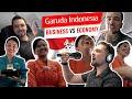 - Fun Review Garuda Indonesia Business Class & Economy Class. Pramugari reaksi kocak😀Lagu Garuda 🇮🇩