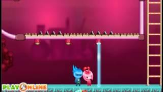 Игра: Мальчик Вода и Девочка Огонь (Game:Boy and water girl fire)