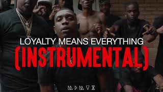 704Chop - Loyalty Means Everything (Instrumental)
