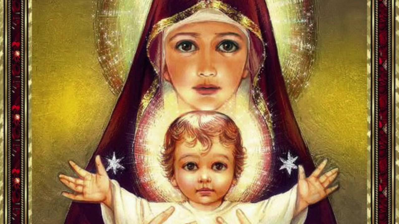 Préférence Sainte Vierge Marie - Apparitions de Marie sur les murs - YouTube TH81