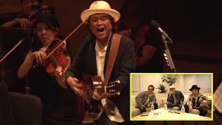 BEGIN / 「BEGIN×京都市交響楽団 島人シンフォニー」メンバー鑑賞会映像