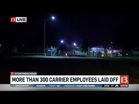 Carrier layoffs expected to start today