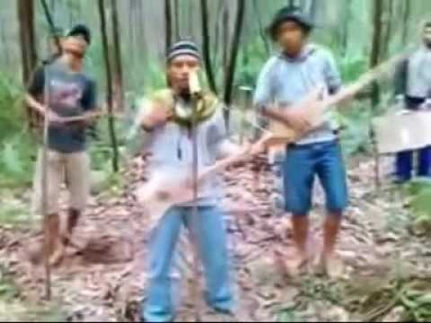EDAN TURUN MUSIC BANYUWANGI LUCU GOKIL Cover Demy By Daniya Production Siliragung