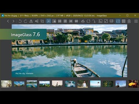 Introduce ImageGlass 7.6 - A lightweight, versatile image viewer