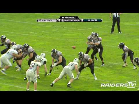 CEFL Bowl XII Swarco Raiders vs Kragujevac Wild Boars extended Highlights