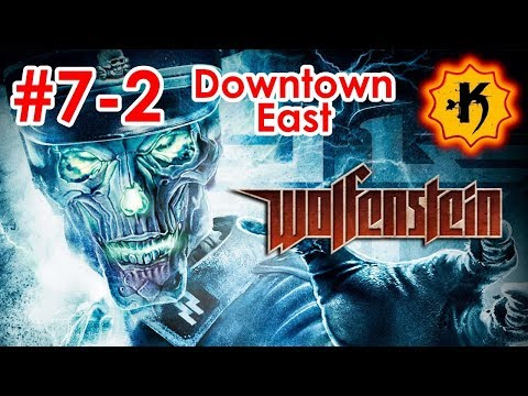 [Point Man] Wolfenstein Cinematic run #7-2 - Downtown East Collectables