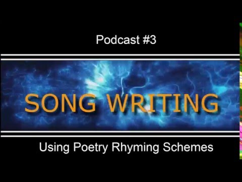 Songwriting Simplified Podcast #3 - Using Poetry Rhyming in Songwriting
