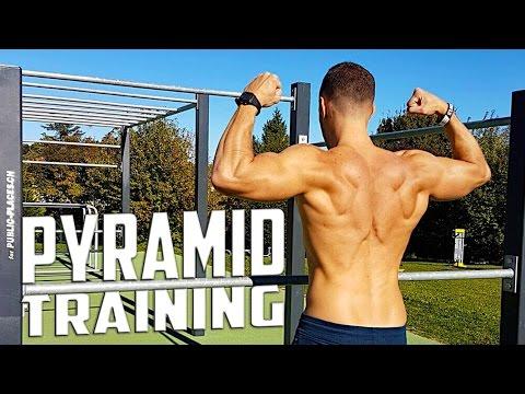 Bodyweight Pyramid Training