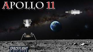 Apollo 11   Space Flight Simulator