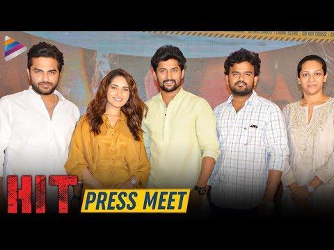 Nani Hit Movie Press Meet   Vishwak Sen   Ruhani Sharma   Nani   2020 Latest Telugu Movies