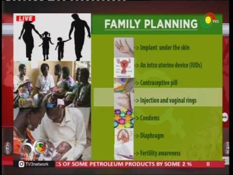Teenage girls resort to family planning methods - 17/03/2017