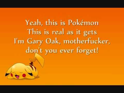 I'm Gary Oak  s