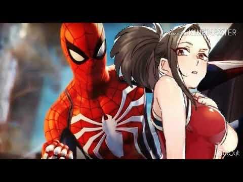 Peter Parker X Yaoyorozu Momo Un Te Quiero Verdadero