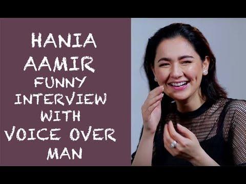 Hania Aamir Funny