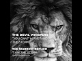 LION OF JUDAH  ROARS AND SCATTERS the ENEMIES OF CHRIST!!