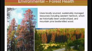 TEDxOkanaganCollege - Bill Downing - Engineered Wood Products: The Sustainable Solution