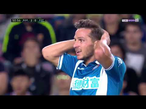 FC Barcelona vs RCD Espanyol 5-0 - All Goals & Highlights 17/18 (HD)