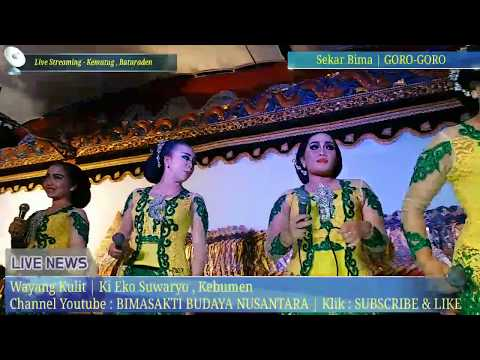 GORO-GORO | Ki Eko Suwaryo Live In Kemutug , Baturaden - Jawa Tengah 2017