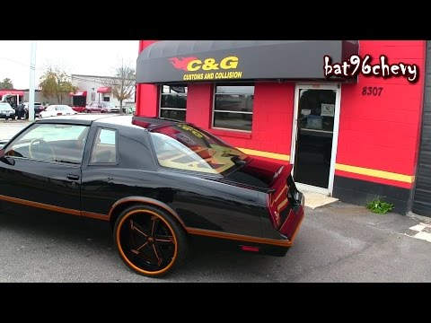 SHOP VISIT: C&G Customs & Collision in Jacksonville, FL - 1080p HD