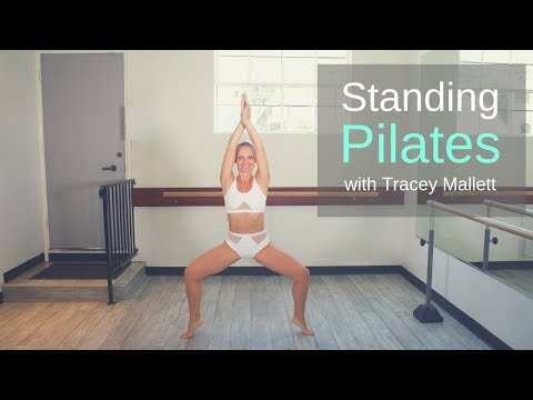 Standing Pilates with Tracey Mallett