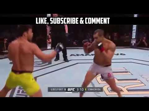 Vitor Belfort vs Lyoto Machida