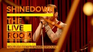 Baixar Shinedown captured in The Live Room (Trailer)