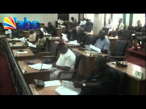 Anambra State house Passes 2016 Bill.