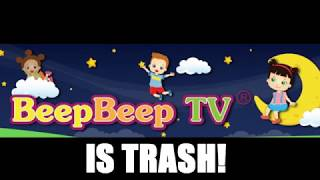 Beep Beep TV Is Trash!