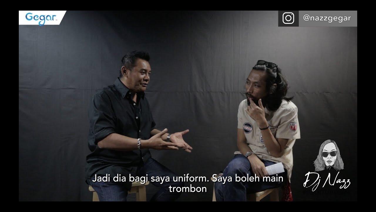 Begitu Begini DJ Nazz Bersama Datuk Zainal Abidin