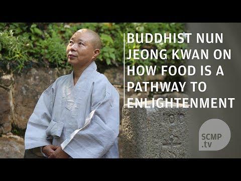 Zen Buddhist nun Jeong Kwan's Korean temple food philosophy