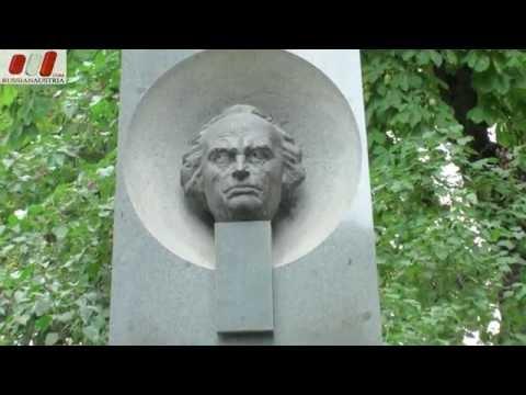 Franz Viktor Werfel. Novelist, playwright and poet. Russian Austria (FHD)