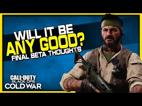 Will Cold War be Any Good? (My Final Beta Review)