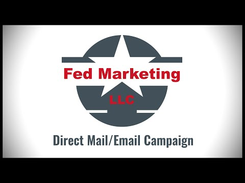 Direct Mail/Email Campaign