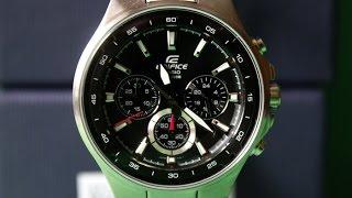 EDIFICE EF-562D-1A | Обзор (на русском) | Купить со скидкой