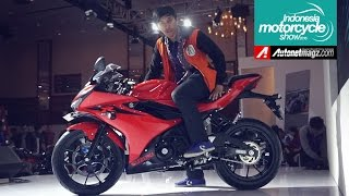 FI review Suzuki GSX-R 150 dan GSX-S 150 at IMOS 2016