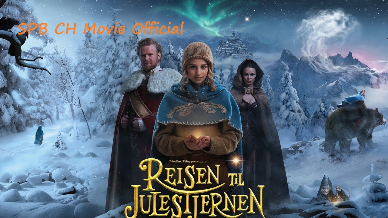 Journey To The Christmas Star พากย์ไทย l 22-2-17 l ช่อง SPB CH Movie ...