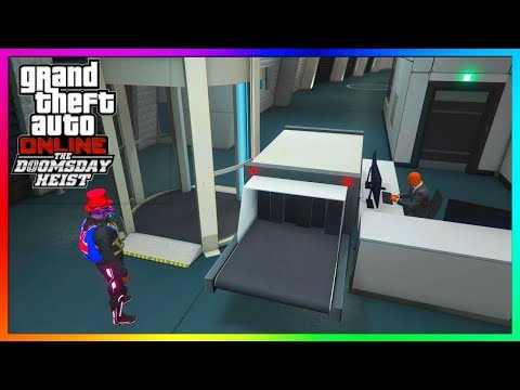 "GTA 5 Online - FACILITY EXPLAINED! - How To Buy/Use A Facilities - ""GTA 5 ONLINE THE DOOMSDAY HEIST"""